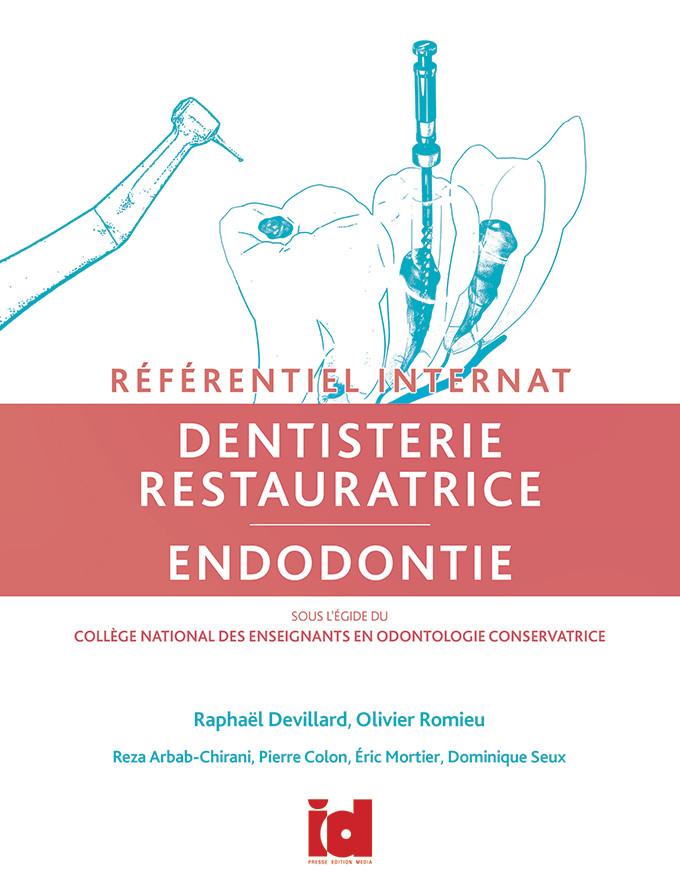 Couverture du reférentiel internat dentisterie restauratrice-endodontie CNEOC